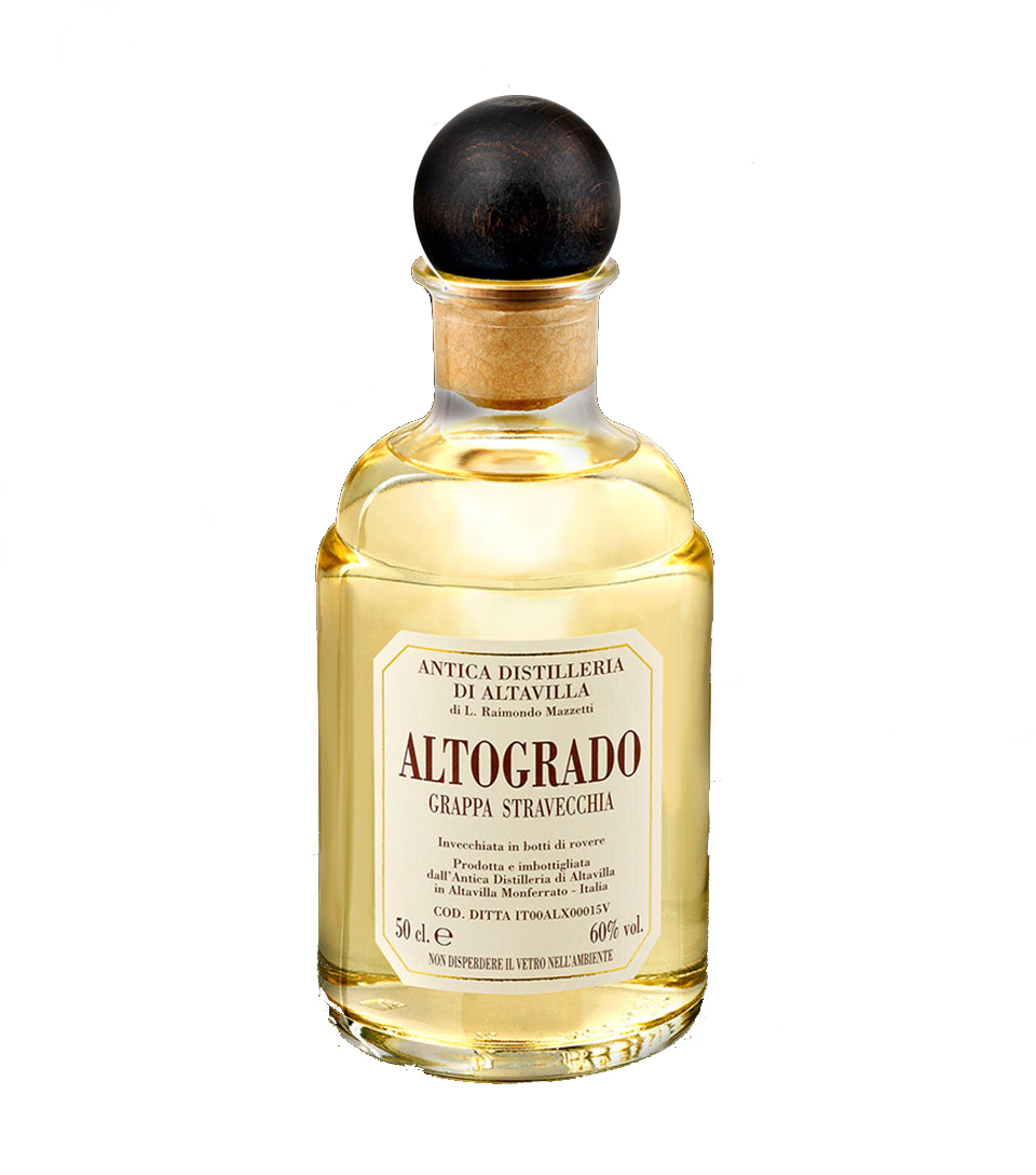 Grappa Altogrado 50 cl.