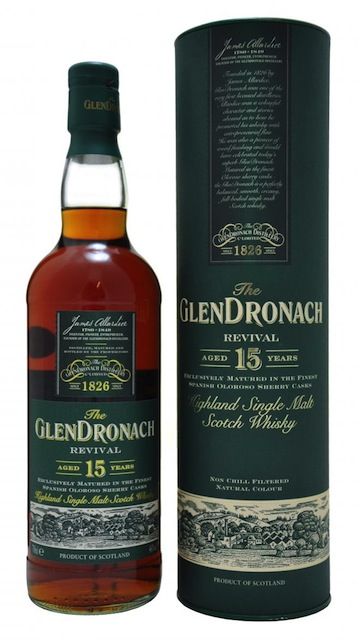 Whisky 15 Anni Revival 70 cl.