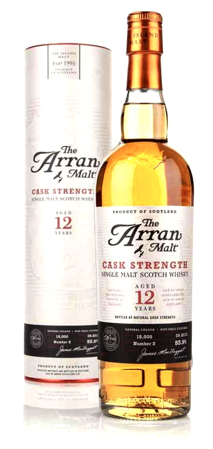 Whisky 12 Anni Cask Strenght Batch 3 70 cl.