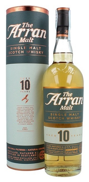 Whisky 10 Anni 70 cl.