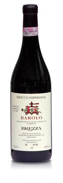 Barolo Bricco Sarmassa