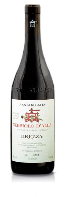 Nebbiolo dAlba Santa Rosalia