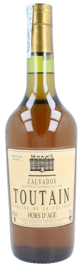 Calvados Hors dAge 15 Anni 70 cl.