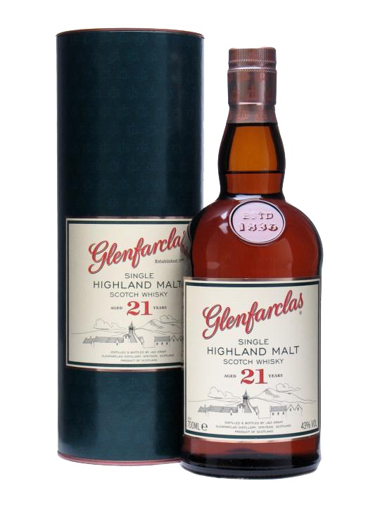 Whisky 21 Anni 70 cl.