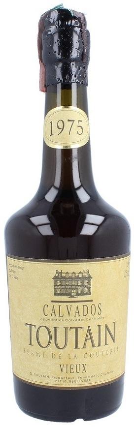 Calvados Millesime 70 cl.