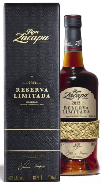 Rum Reserva Limitada 2013 70 cl.