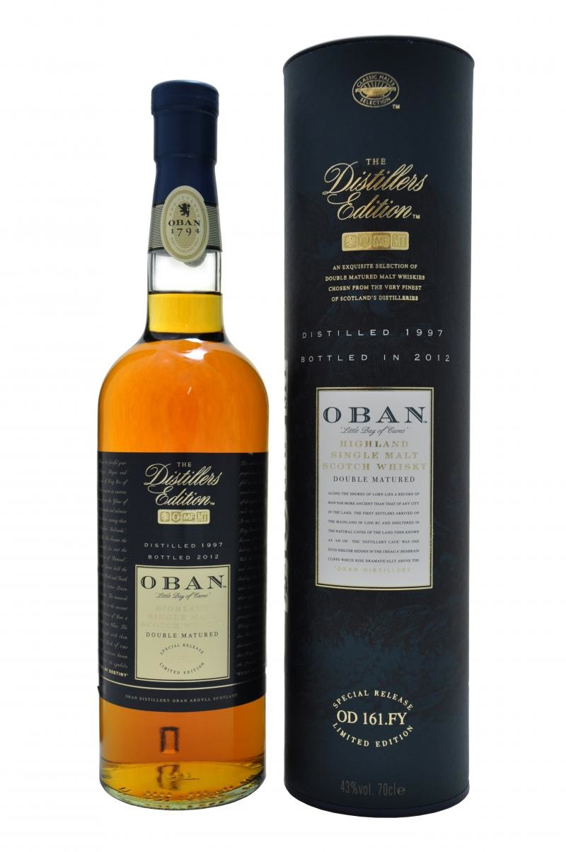 Whisky Distillers Edition 15 Anni 70 cl.