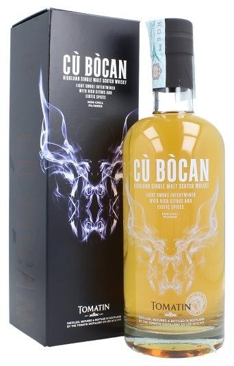 Whisky Cù Bòcan Batch I 70 cl.