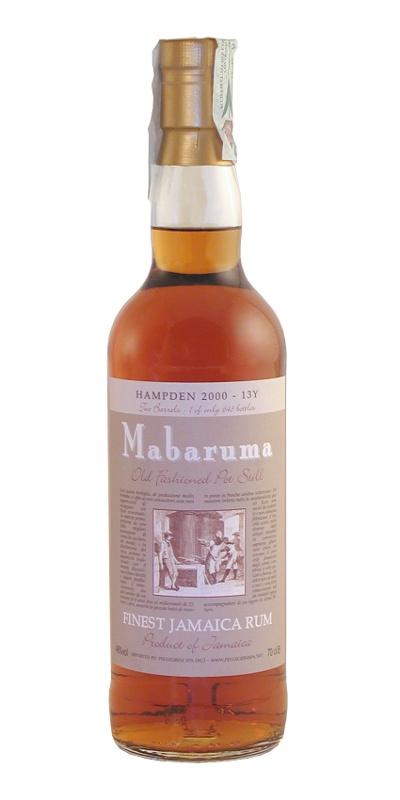 Rum Mabaruma 14 Anni 70 cl.