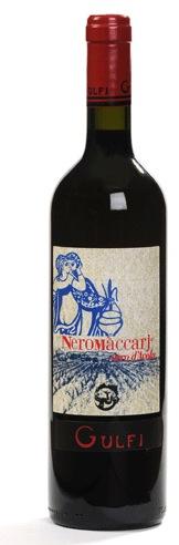 Nero dAvola Neromaccarj