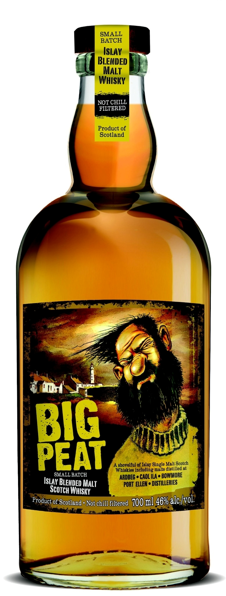 Whisky BIG PEAT 70 cl.