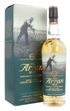 Whisky Orkney Bere 10 Anni 70 cl.