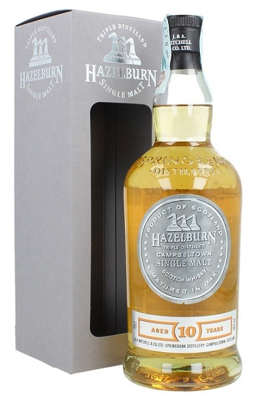 Whisky 10 Anni Triple Distilled 70 cl.
