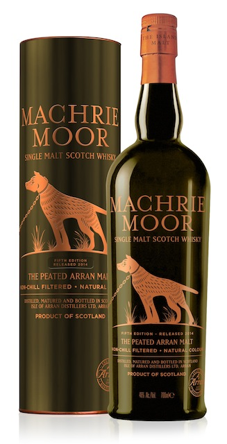 Whisky Machrie Moor 2th Edition 70 cl.
