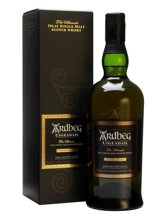 Whisky Uigeadail 70 cl.