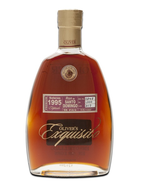 Rum Exquisito Solera 1995 70 cl.