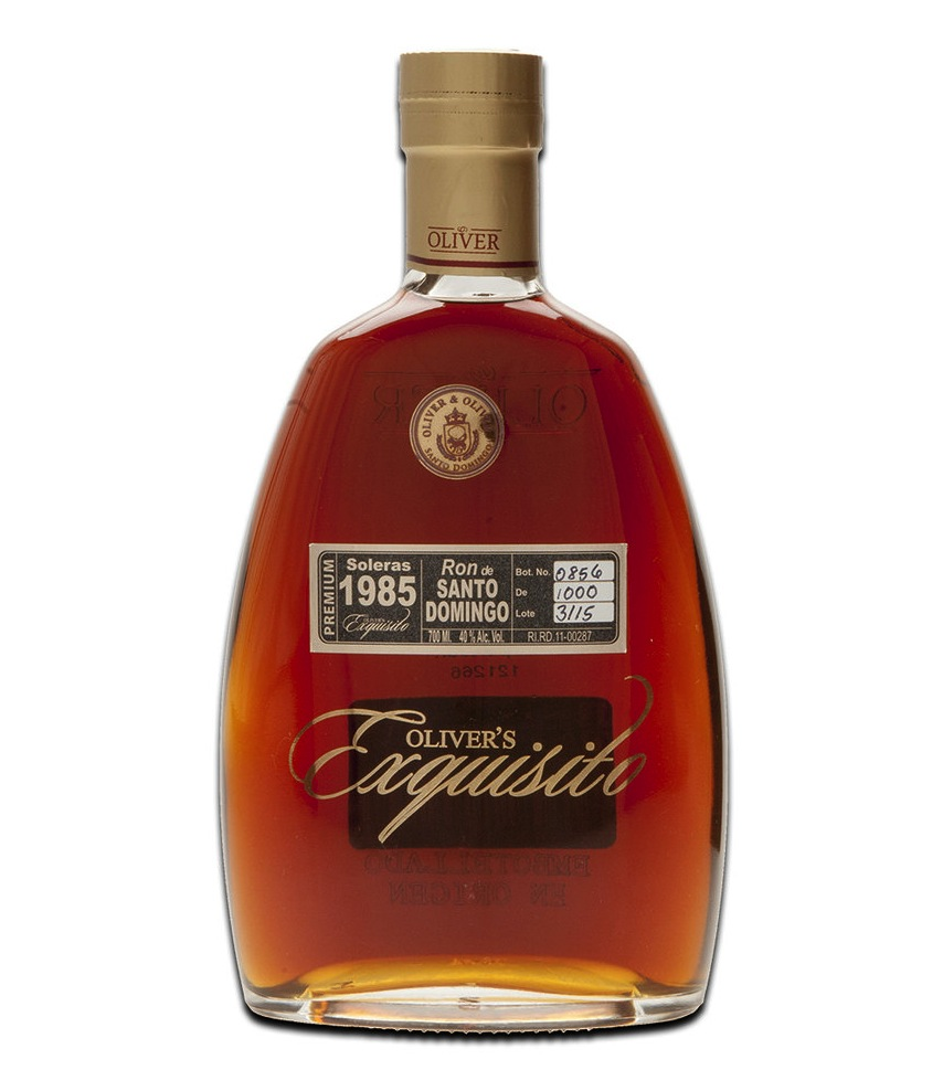 Rum Exquisito Solera 1985 70 cl.