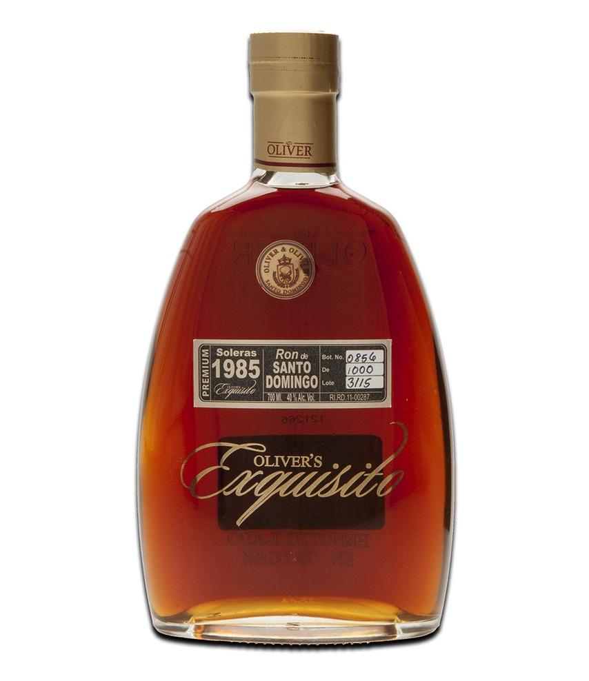 Rum Exquisito Solera 1985 70 cl.