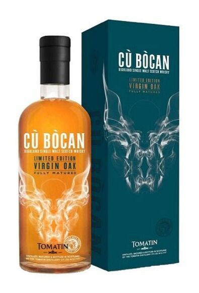 Whisky Cù Bòcan Virgin Oak 70 cl.