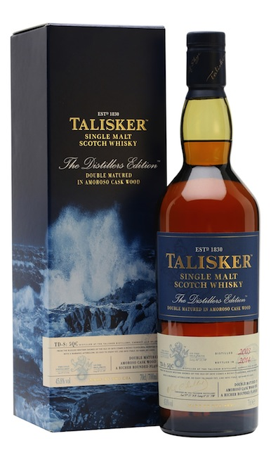 Whisky Distillers Edition 70 cl.