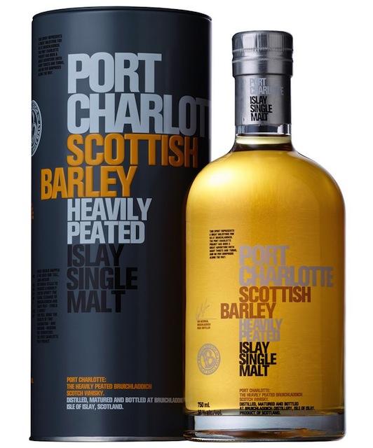 Whisky Scottish Barley 70 cl.