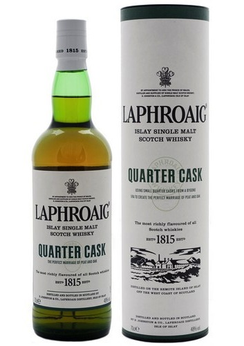 Whisky Quarter Cask 70 cl.