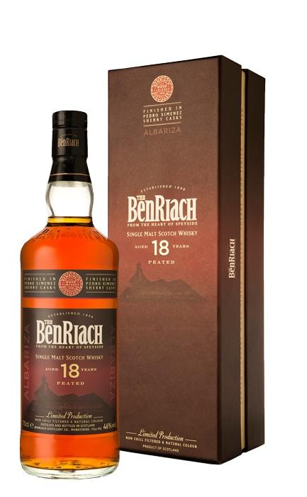 Whisky 18 Anni Albariza 70 cl.