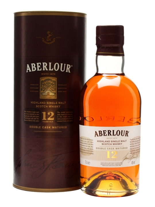 Whisky 12 Anni Double Cask Matured 70 cl.