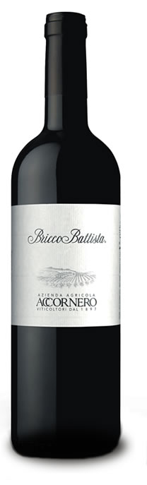 Barbera del Monferrato Bricco Battista