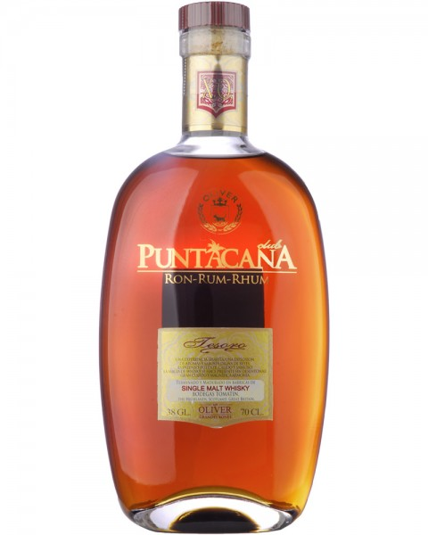 Rum XO Tesoro 70 cl.