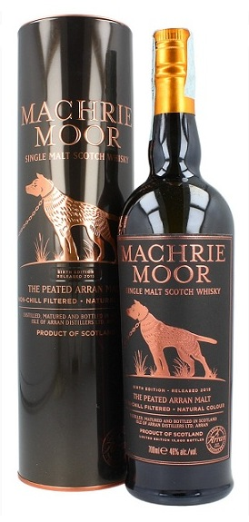 Whisky Machrie Moor 6th Edition 70 cl.