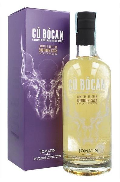 Whisky Cù Bòcan Bourbon Cask 70 cl.