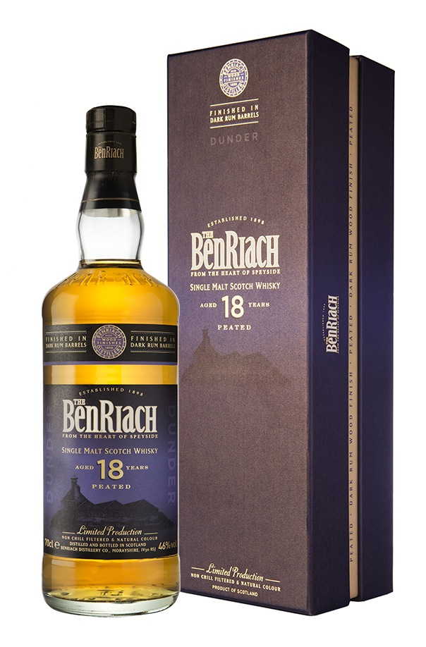 Whisky 18 Anni Dunder 70 cl.