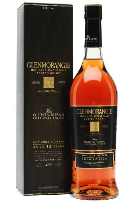 Whisky 12 Anni Quinta Ruban 70 cl.