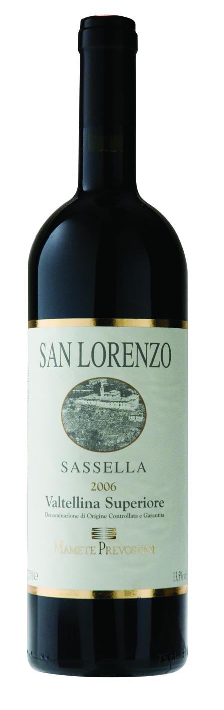 Sassella San Lorenzo