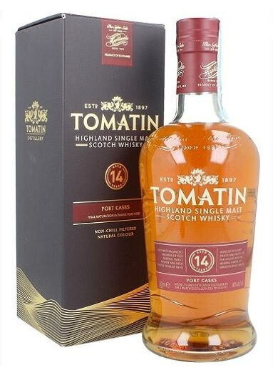 Whisky 14 Anni Port Finish 70 cl.