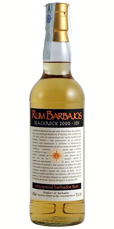 Rum 10 Anni 70 cl.