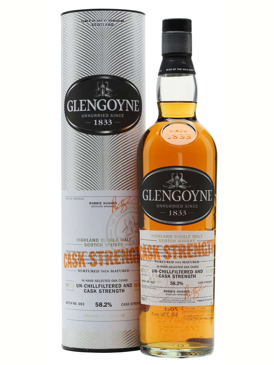 Whisky Cask Strength 70 cl.