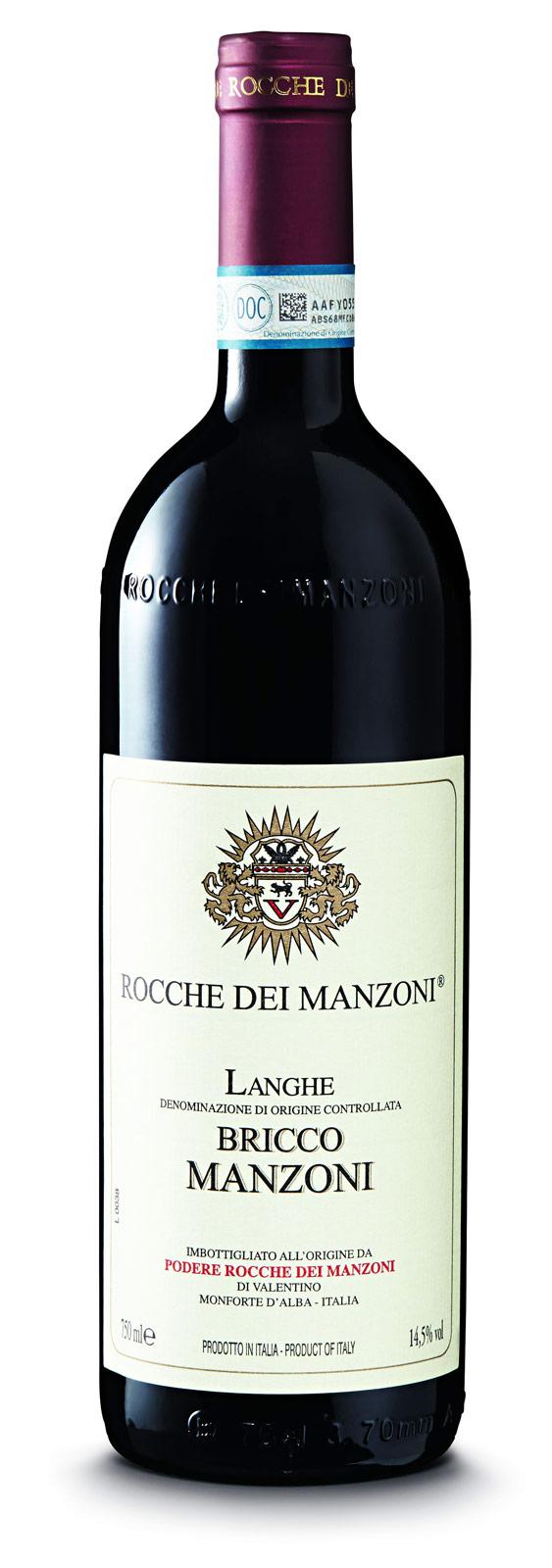 Langhe Rosso Bricco Manzoni