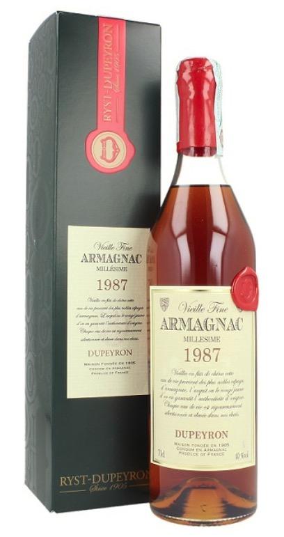 Armagnac Vintage 70 cl.
