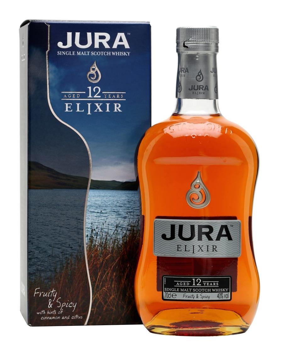 Whisky 12 Anni Elixir 70 cl.