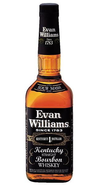 Bourbon Whiskey Black Label 70 cl.