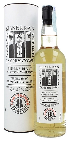 Whisky 8 Anni Cask Strength 70 cl.