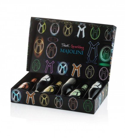 Majolini - Confezione Think Sparkling